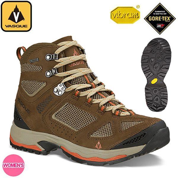 バスク VASQUE Womens ブリーズ 3.0 GTX Br.Spc [靴][シューズ][アウトドア][ハイキング][登山][トレッキング]