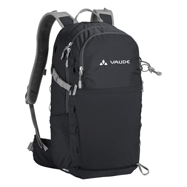 ファウデ VAUDE Varyd 22 Black [バックパック][12093]