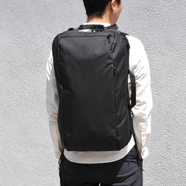 WERKS 工作旅行黑色 [旅遊],[黑色] 業務包 [呂克] 旅遊袋 [公司] 的 [背包] 3 路包