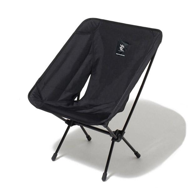【あす楽対応 平日13:00まで】 ホワイトマウンテニアリング White Mountaineering WM×Helinox Chair One Black [2019年新作][4/4 9:59まで ポイント2倍]