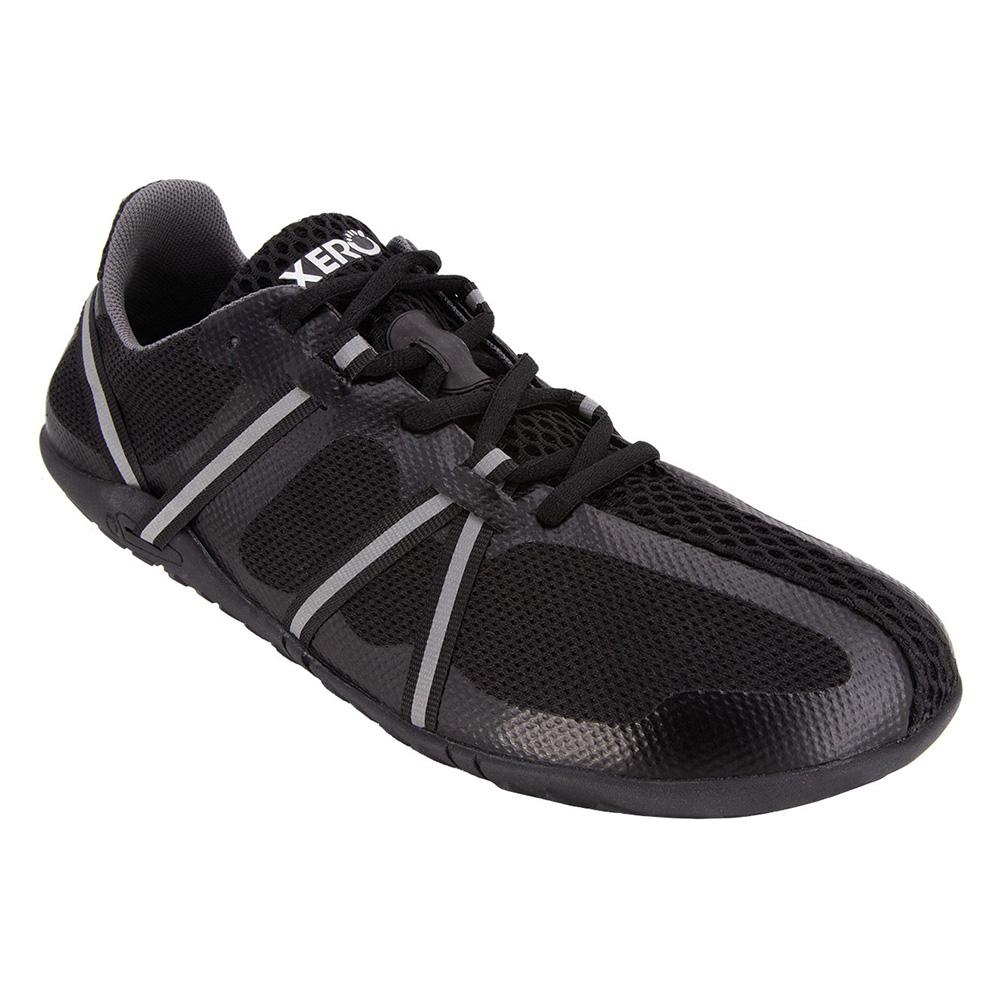 ゼロシューズ Xero Shoes スピードフォース W's ブラック [SFW-BLK]