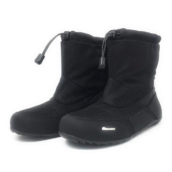 【30%OFF vic2セール】 スノーメイト Xnowmate XN boot mid black [ウインターブーツ][ミッドカット][ブラック]