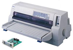 【全国送料無料!!】EPSONドットインパクトプリンターVP-4300NC7