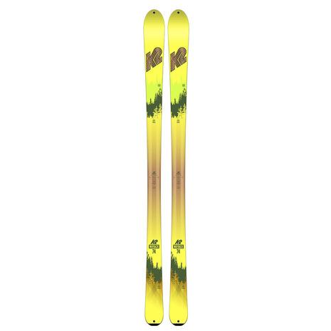 ケイツー(K2) WAYBACK 74 スキー板 (ビンディング別売) (Men's)