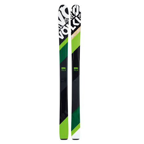 フォルクル(VOLKL) スキー板 ビンディング別売 19 TKH16 100EIGHT 115322 (Men's)
