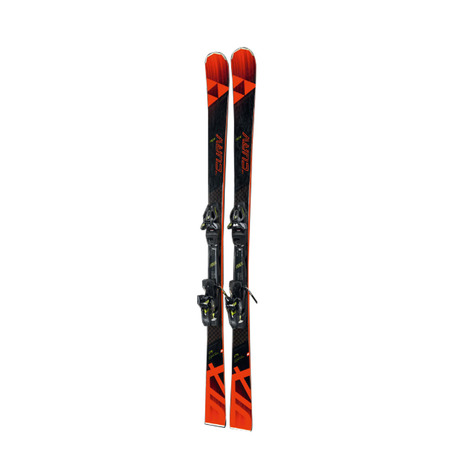 フィッシャー(FISCHER) スキー板 ビンディング付属 19 RC4 The Curv DTX+Z12 A08218TEST (Men's)