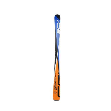 スノーカービング(SNOW CARVING) 2017-2018 SCV-AD BLU 301SC8AO9486 BLU スキー板 メンズ (専用ビンディング別売) (Men's)