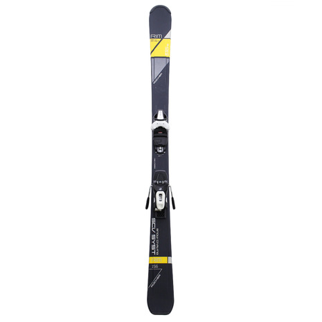 スノーカービング(SNOW CARVING) スキー板ビンディング付属 BK/WT 19SCV-RMADSYS YL/SL9 301SC9AO5518 YEL YEL/SLR9.0 (Men's)/SLR9.0 BK/WT (Men's), KUOPIO:07f9855d --- sunward.msk.ru