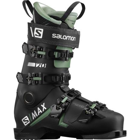 サロモン(SALOMON) 【早期受注対象品・12月中旬発送予定】スキーブーツ 21 S/MAX 120 411423 (Men's)
