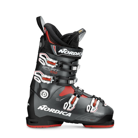 NORDICA SPORTM100 ANTHRA スキーブーツ (Jr)