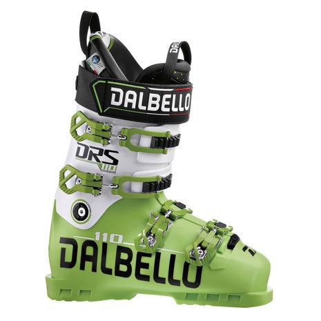 【8/5限定!P10倍キャンペーン】DALBELLO スキーブーツ 19 STK DRS 110 DDRS1107-LWH (Men's)