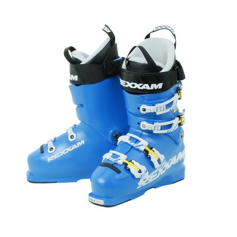 REXXAM スキーブーツ 19 スキーブーツ POWER (Men's) MAX-M100 BLUE 19 (Men's), おきなわんガールズ:f05822c3 --- sunward.msk.ru