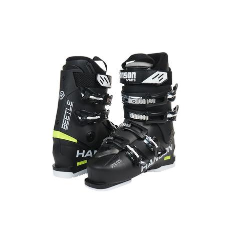 ハンソン(HANSON) 【オンラインストア限定SALE】2017-2018 BEETLE 302HN8HJ9304 BLK スキーブーツ メンズ (Men's)