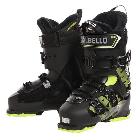 DALBELLO D181400400 19JAKK D181400400 BLACK/BLACK スキー ブーツ ブーツ メンズ 19JAKK (Men's), 生活実用館コレット:5bd78c3f --- sunward.msk.ru