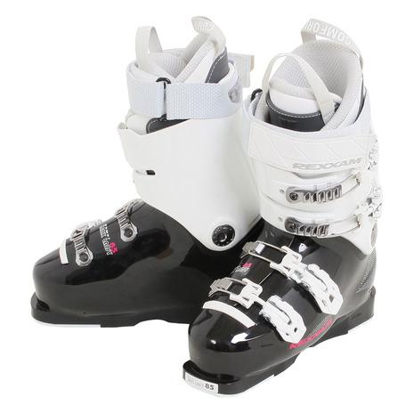 REXXAM スキーブーツ 18 MAX LADY85 TMH BK/W (Lady's)