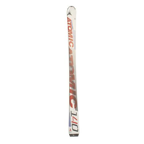 アトミック(ATOMIC) ジュニア スキー板 【専用ビンディング付き】 16RaceEXJR 3&EVOX045AAST00356 (Jr)
