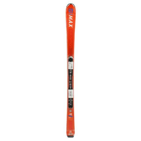 サロモン(SALOMON) ジュニア スキー板ビンディング付 19 S/MAX Jr M+L7 405728 (Jr)