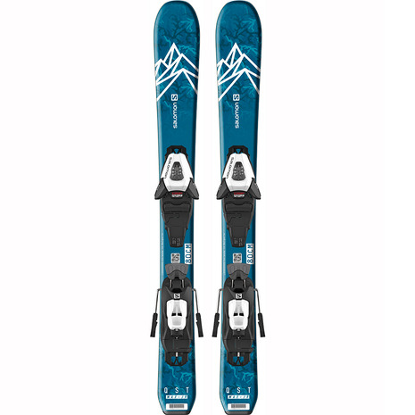 サロモン(SALOMON) ジュニア スキー板 ビンディング付属 20 408914 QST MAX Jr XS /C5 GW (Jr)