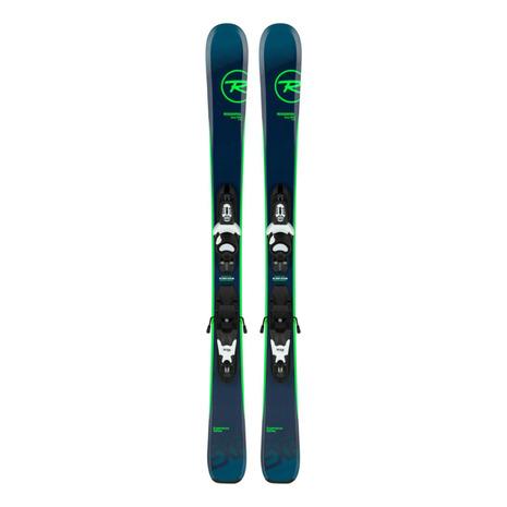 ロシニョール(ROSSIGNOL) 18 EXPE PRO/KID-X 4 RAGJC01/FCGK001 スキー板 専用ビンディング付 (Jr)