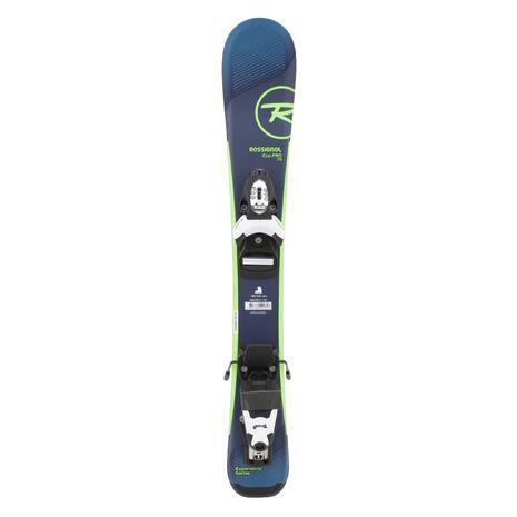 ロシニョール(ROSSIGNOL) ジュニア スキー板 ビンディング付属 19EXP PRO BABY+TEAM 4 (Jr)