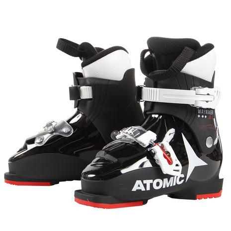アトミック(ATOMIC) 18 AE5015320 WAYMAKER JR 2 キッズ ジュニア スキーブーツ (Jr)