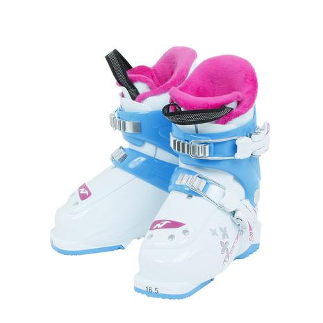 NORDICA 18 LITTLE BELLE 2 ジュニア スキーブーツ (Jr)