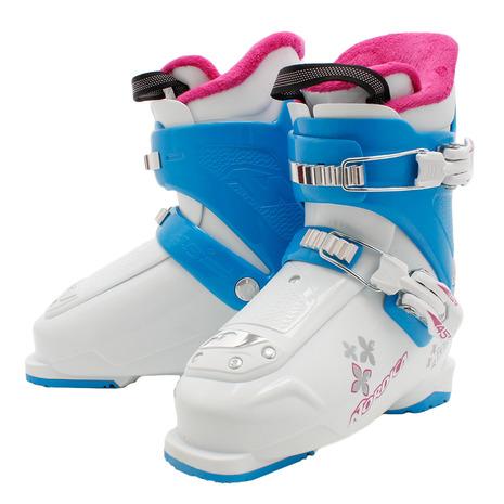 【8/5限定!P10倍キャンペーン】NORDICA スキーブーツ 18 LITTLE BELLE 2 (Jr)