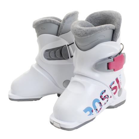 ロシニョール(ROSSIGNOL) ジュニア スキーブーツ 19 FUN GIRL J1 (Jr)