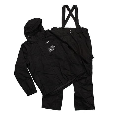 魅力の RUSH AIR スキーウェア スーツ スーツ RUS98030 RUS98030 009 BK 009 (Men's), 入浴剤とお風呂のソムリエSHOP:8a2079ed --- business.personalco5.dominiotemporario.com