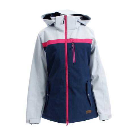 arg nature STREET-SMART ジャケット AG93WW1134 GRY スキーウェア レディース (Lady's)