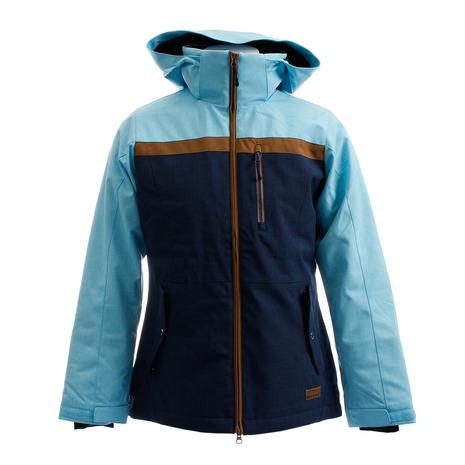 arg nature STREET-SMART ジャケット AG93WW1134 S AX スキーウェア レディース (Lady's)