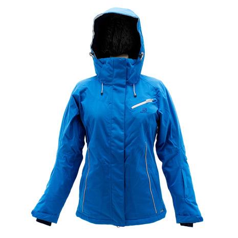 サロモン(SALOMON) スキージャケット 18 396923 FANTASY JKT W スキーウェア レディース (Lady's)
