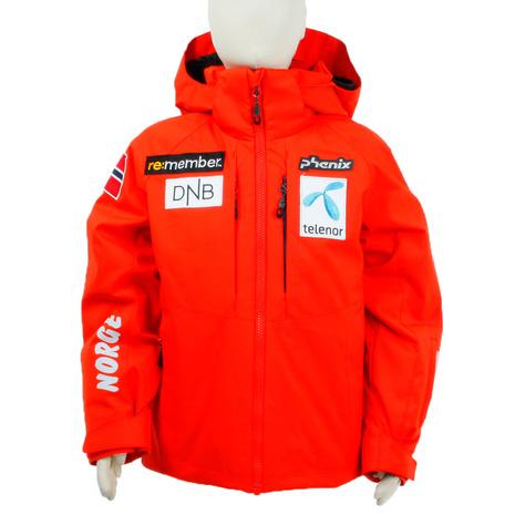 フェニックス(PHENIX) ジュニア Norway Team Junior J PF7G2OT00 RD キッズ ジャケット スキーウエア (Jr)
