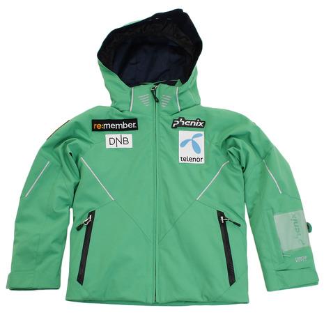 フェニックス(PHENIX) ジュニア Norway Alpine Team ジャケット PF8G2OT70 GN (Jr)