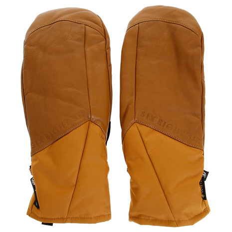 ポイントUP! 686 GORE-TEX L Theorem ミトングローブ L9WGLV02 Golden Brown (Men's)