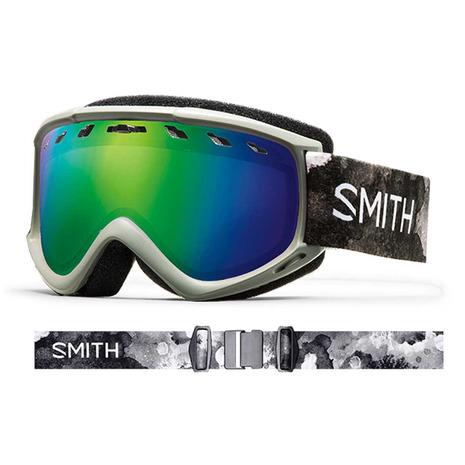 スミス(SMITH) SENTRY セントリー メンズ スノーゴーグル CEMENT BLEACHED スキーゴーグル スノーボードゴーグル (Men's)
