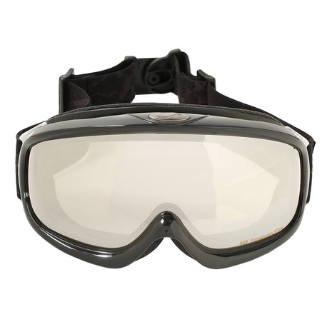 アックス(AXE) 大型メガネ対応 ゴーグル AX 888-WMD-BK (Men's)