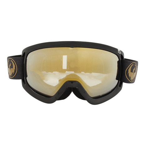 ドラゴン 18 D3 E04 ECGLD GOLD ゴーグル スキー スノーボード (Men's)