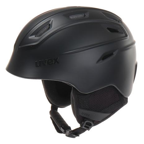 ウベックス(UVEX) スキーヘルメット 20 fierce BK 20 566225 (Men's)