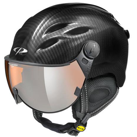 CP(CP) 特典付き 【早期予約・12月中旬発送予定】【特別割引】 バイザーヘルメット CURAKO CPC2030 BCL (Men's)