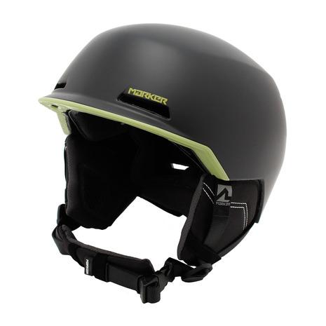 マーカー(MARKER) ヘルメット 18 KENT BLK 168413150 (Jr)