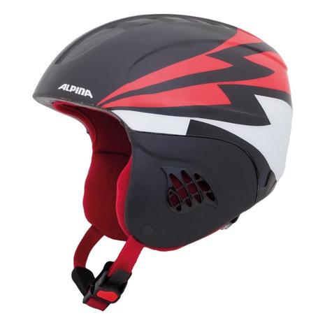 【限定製作】 アルピナ(ALPINA) CARAT CARAT ヘルメット 91 BK-RD A9035 91 ヘルメット (Men's、Lady's), Hente by CONNECT:8d24c71a --- business.personalco5.dominiotemporario.com