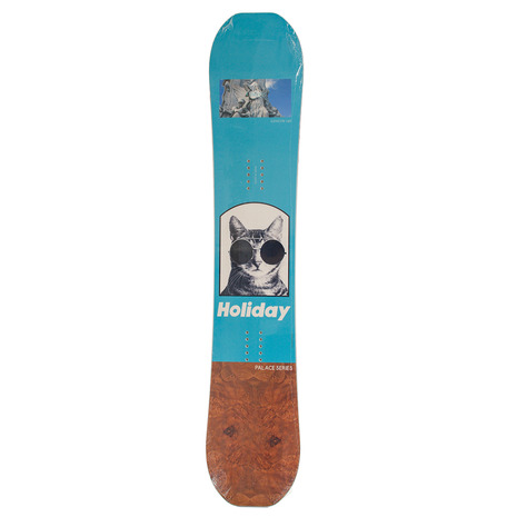 HOLIDAY(HOLIDAY) スノーボード板 チェリー 145 (Men's)