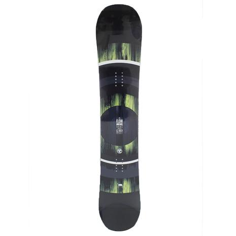 フロウ(FLOW) 18 VERT YELLOW スノーボード板 スノーボード (Men's)