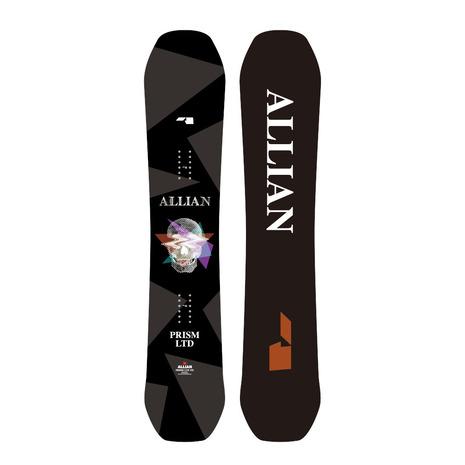 ALLIAN 【早期受注対象品・12月中旬発送予定】 スノーボード板 PRISM LTD 150 201302200301 (Men's)