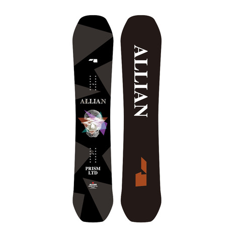 ALLIAN 【早期受注対象品・12月中旬発送予定】 スノーボード板 PRISM LTD 155 201302200303 (Men's)
