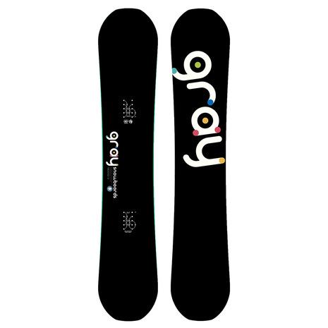 GRAY(GRAY) 特典付き 【早期予約・12月中旬発送予定】【特別割引】 スノーボード板 TRICKSTICK 51 ZG023 (Men's)