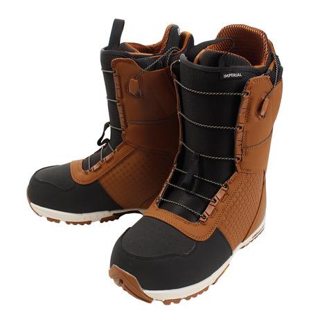 バートン(BURTON) スノーボードブーツ Imperial Snowboard Boot BR/BLK 10957105201 (Men's)