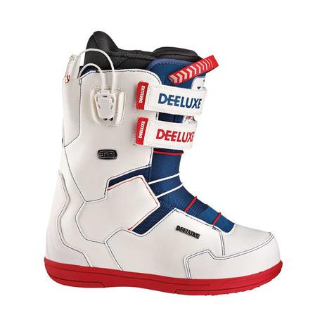 ディーラックス(DEELUXE) ボードブーツ 19 ブリーズアイディー サーモインナープレミアム/WHITE 571816-1000/9140 スノーボード メンズ (Men's)
