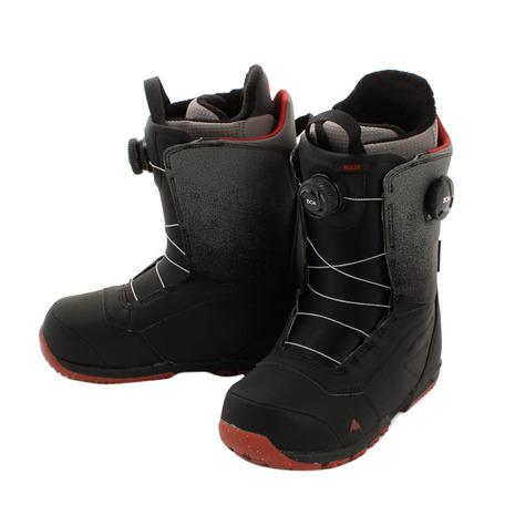 バートン(BURTON) RULER BOA スノーボードブーツ BLACK FADE 20317100003 (Men's)